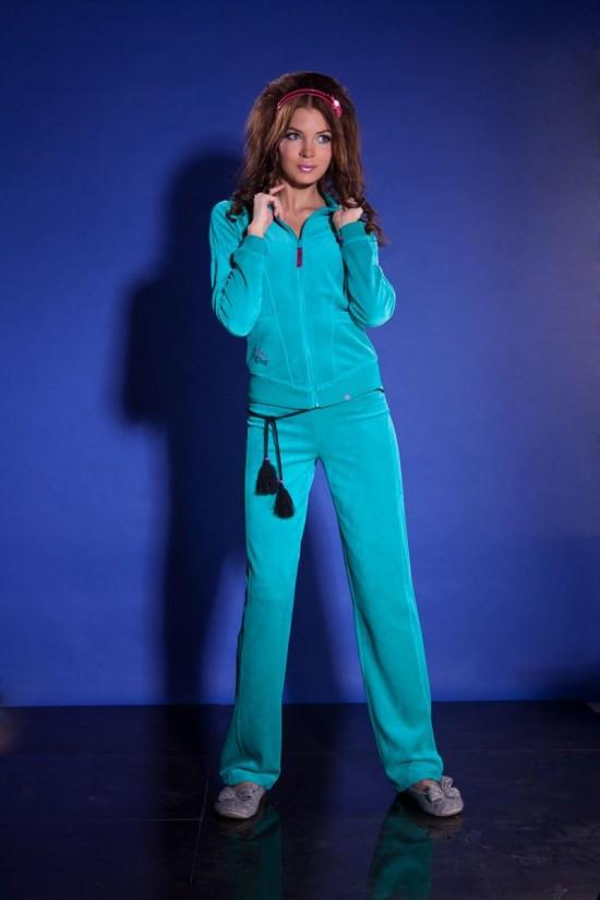 Велюровые костюмы: стильно, красиво, удобно2