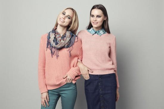 Какие свитера модно носить осенью.1