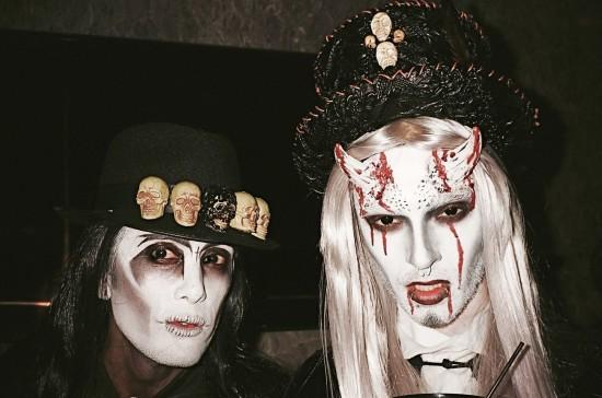 Как выбрать модный костюм на Хэллоуин2