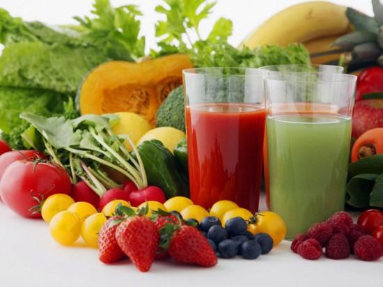 Красота зависит от правильного, здорового питания.