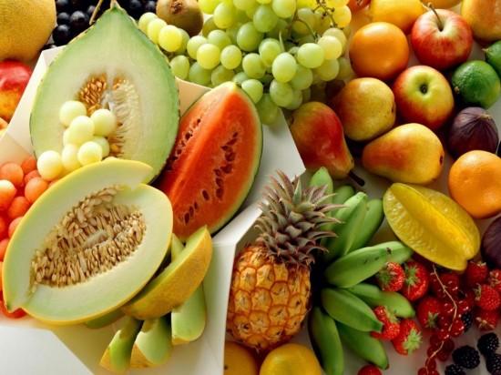 Красота зависит от правильного, здорового питания.3