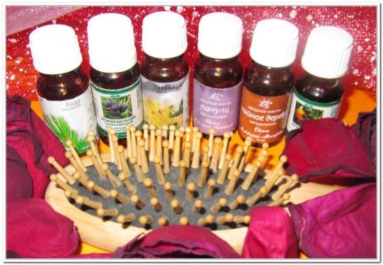 Натуральные природные масла на страже вашей красоты1