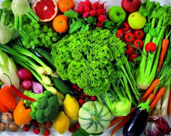 Правильное питание – залог красоты
