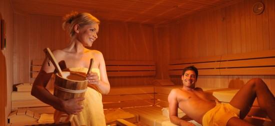 Русская баня — отличное место для выполнения косметических процедур