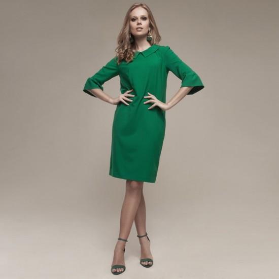 Зеленый цвет в моде3
