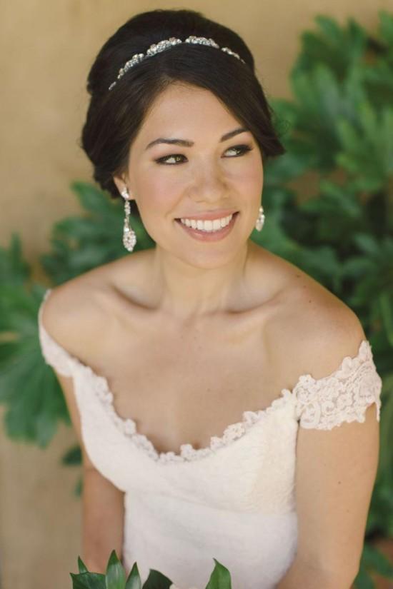 Современная невеста: прическа, наряд аксессуары2