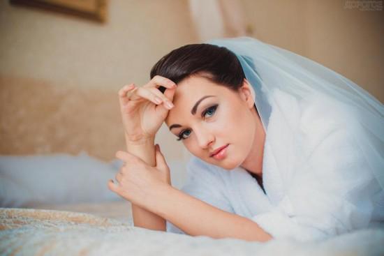 Современная невеста: прическа, наряд аксессуары3