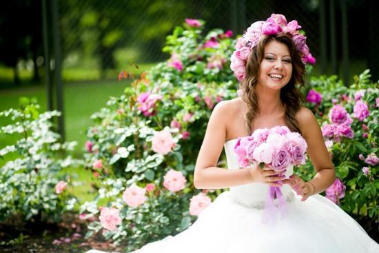 Современная невеста: прическа, наряд аксессуары4
