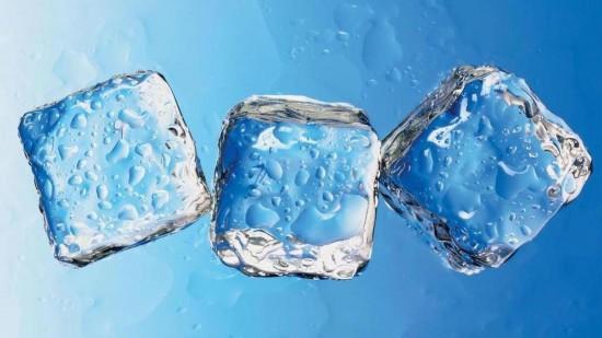 Косметический лёд для лица