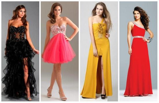 Самые модные праздничные платья к Новому году4