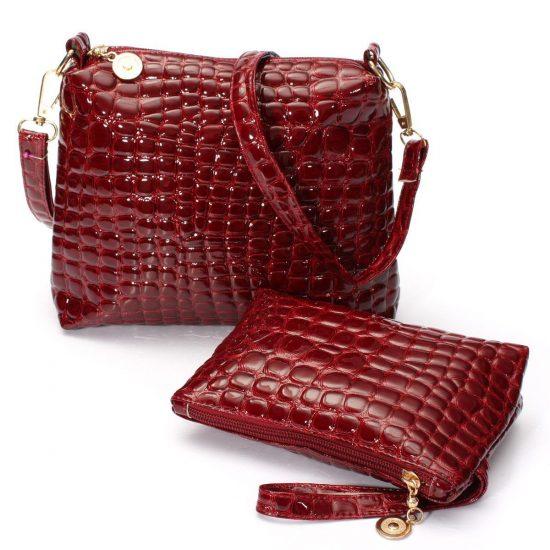 Правильный выбор лакированной сумки для женщин3